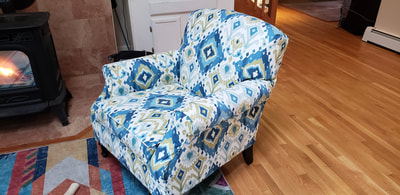 Slipcover for Club Chair