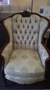 Antique Furniture Reupholstering Boston, MA