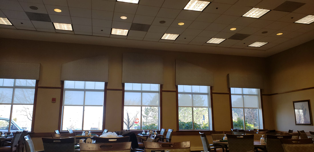 Commercial Window Treatments Peabody, MA