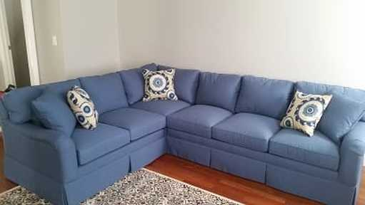 Custom Furniture by Landry Home Decorating in Paebody MA